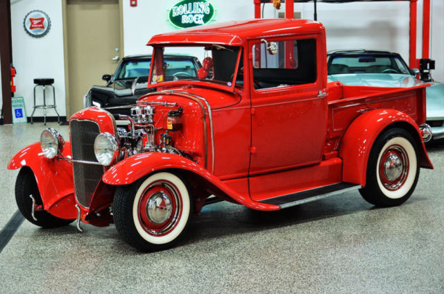 1930 Ford Model A Model A Custom Street Rod Pickup
