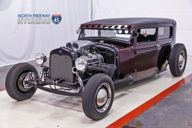 1930 Ford Model A --