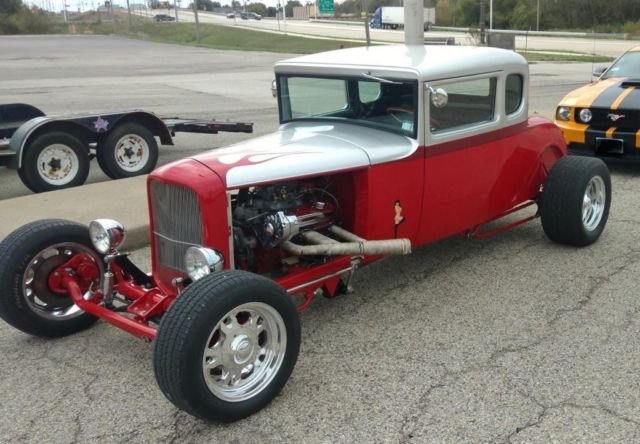 1930 Replica/Kit Makes Ford Model A replica Coupe