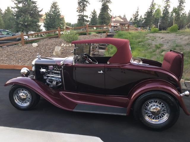 1930 Ford Model A Streetrod Roadster Convertible