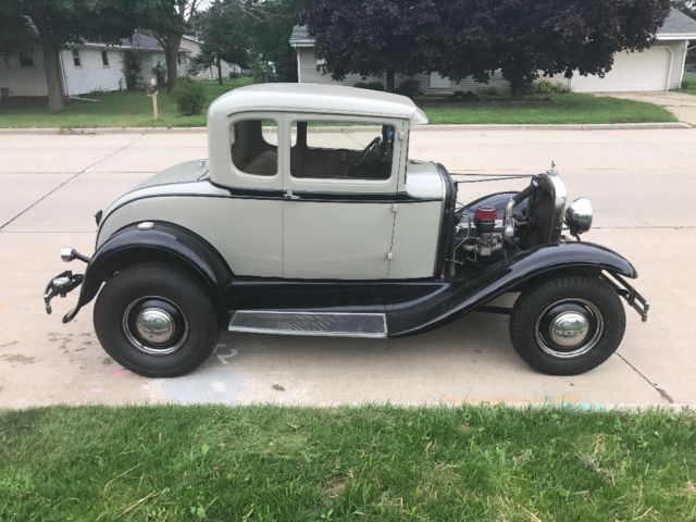 1930 Ford Model A Rumble Seat 5 Window Coupe For Sale