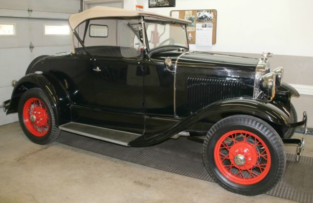 1930 Ford Model A Standard Roadster