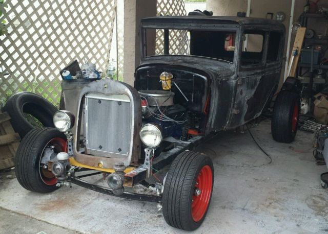 1930 Ford Model A none