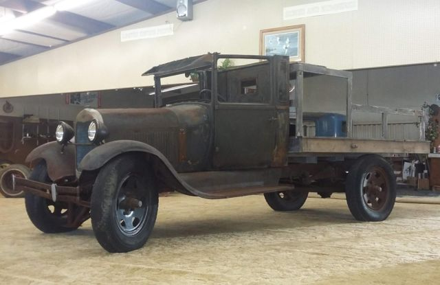 1930 Ford Model AA Truck Grapes of Wrath Broadway Movie ...