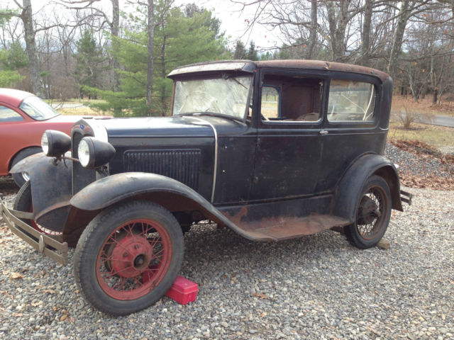 1930 ford sedan 2 door rat hot street rod classic car nice for 1930 ford model a two door sedan