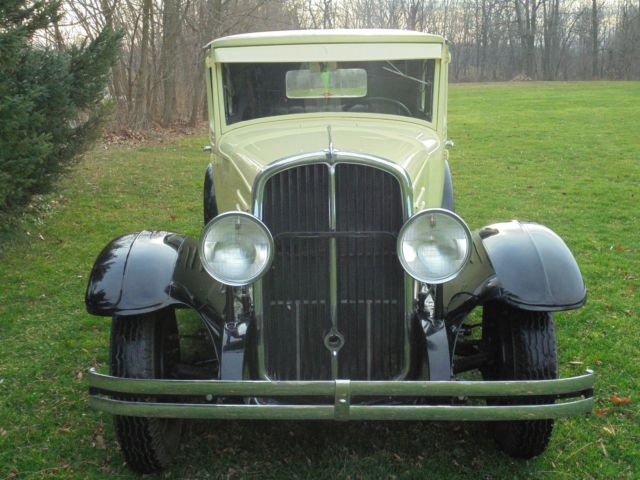 1930 Other Makes 145 - 5 passenger sedan Transcontinent Sedan