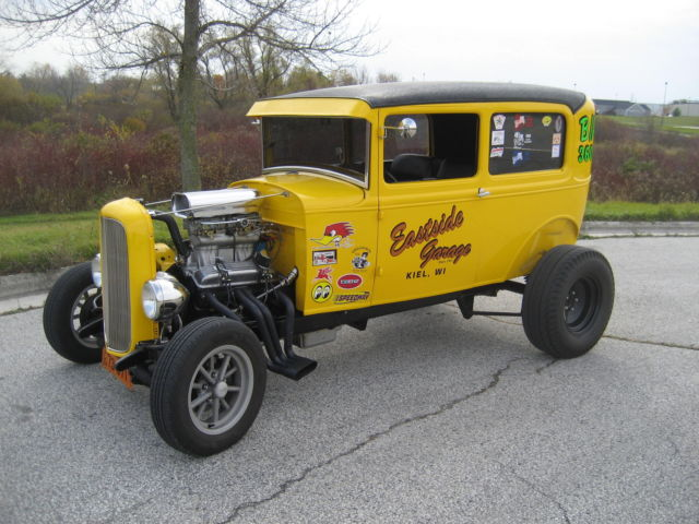 1928 Ford Model A new
