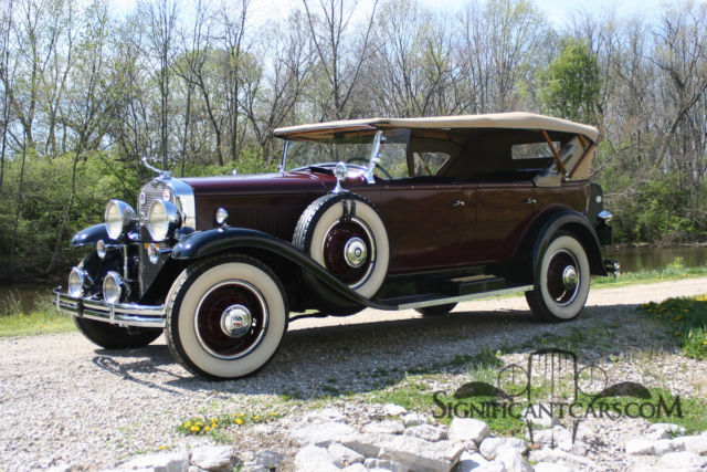 1930 Other Makes LaSalle Fleetwood
