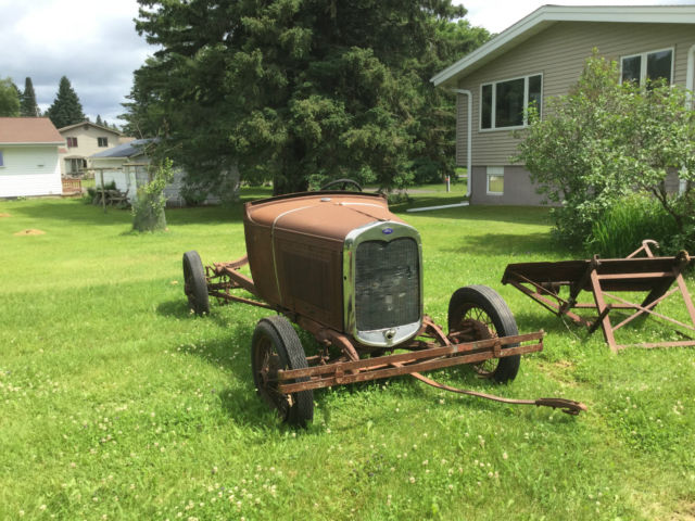 1930 Ford Other Saw Rig