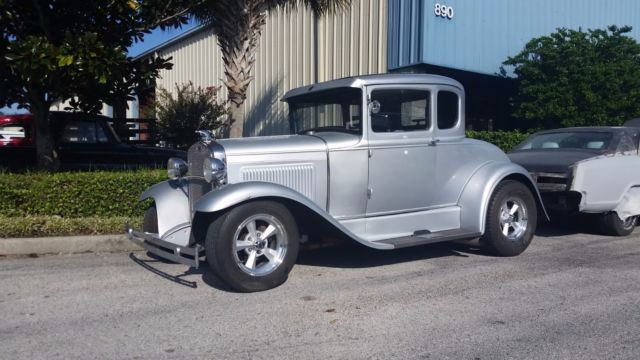 1930 Ford Model A Five window Coupe
