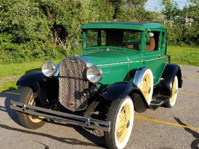 1930 Ford Model A 5 WINDOW WITH RUMBLE SEAT