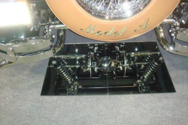 Mikes Used Cars >> 1930 Model A Ford 5 window coupe on a chromed Jaguar XKE suspension. 305 Chevy. for sale: photos ...