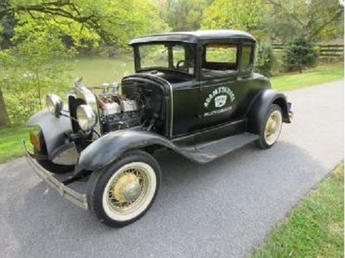 model a ford coupe