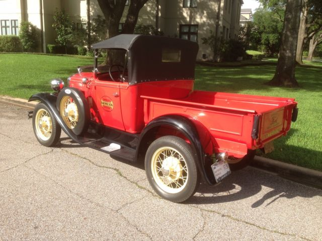 1930 Model A Ford Truck for sale photos technical specifications