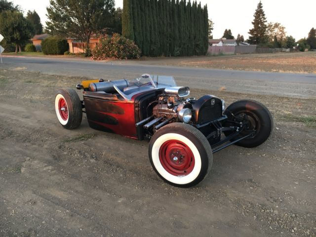 1930 model a rat rod roadster for sale photos technical. Black Bedroom Furniture Sets. Home Design Ideas