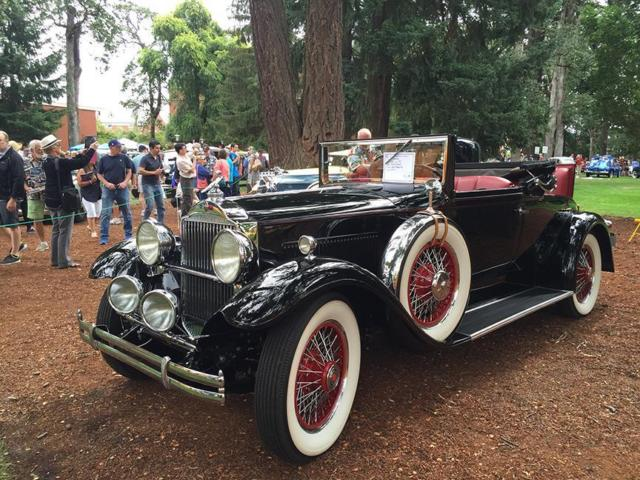 1930 Packard 733 733 Convertible Coupe. Award Winner! See VIDEO.