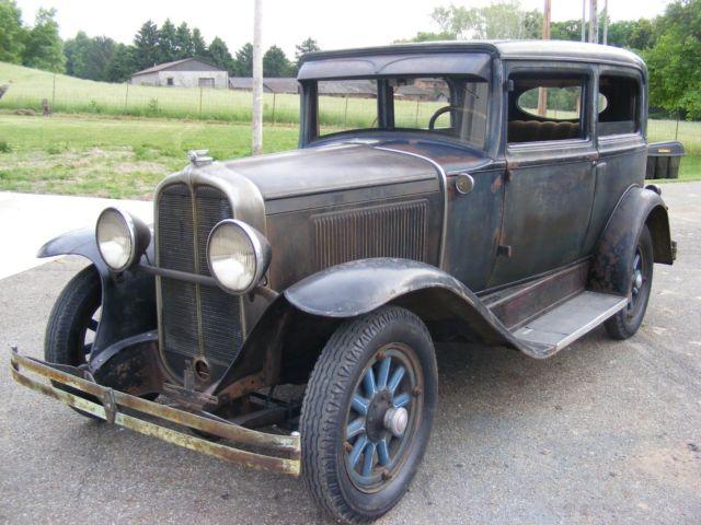 1930 pontiac 2dr sedan hot rod street rod barnfind 1929 for 1930 pontiac 4 door sedan