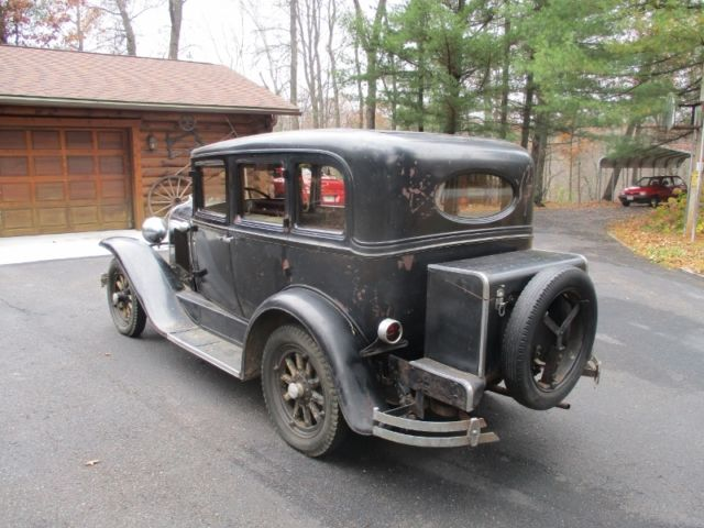 1930 pontiac 4 door sedan for sale photos technical