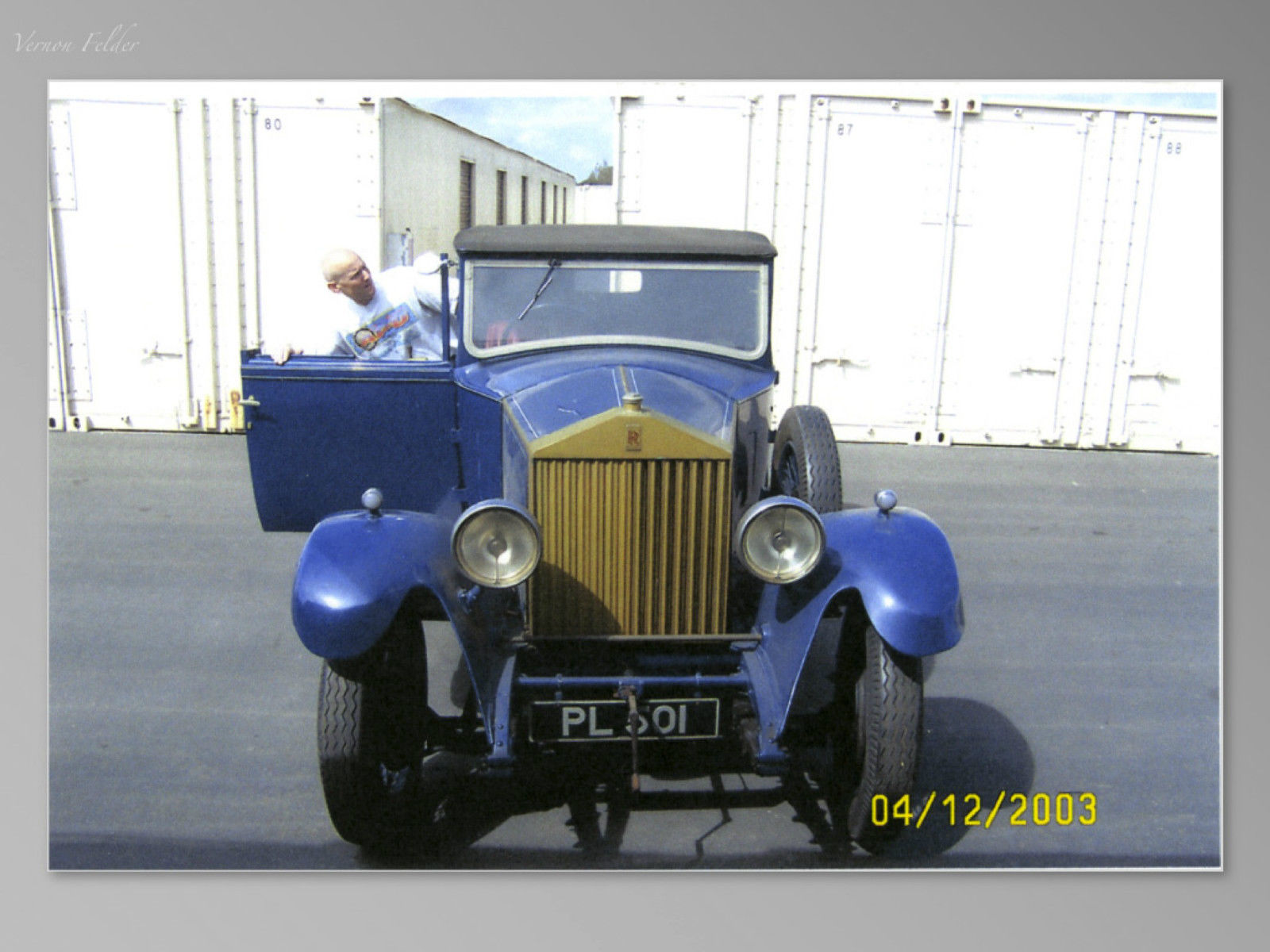 1930 Rolls-Royce Other