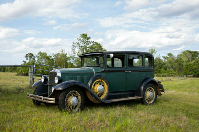 1930 Studebaker Six Model 53