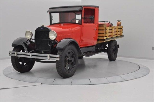 1930 Ford Model aa Model AA Fire Truck