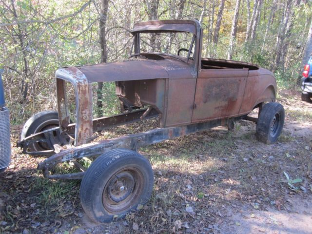 1930 Willys Knight Gasser Hot Rod Rat Rod