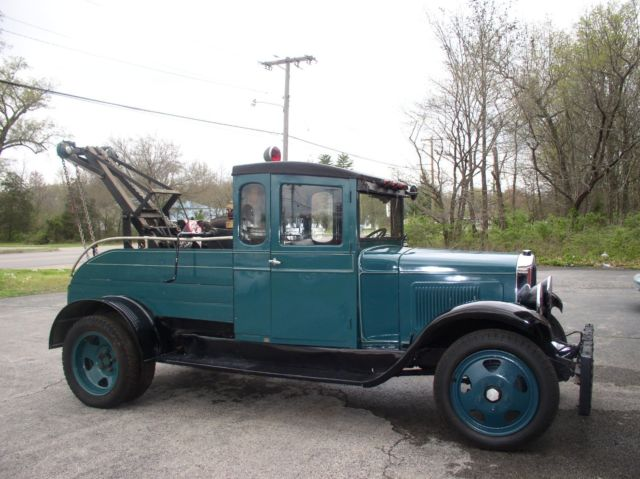1930 Willys truck chassis