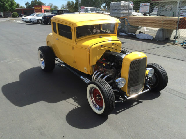 1931 Ford Model A 5 WINDOW