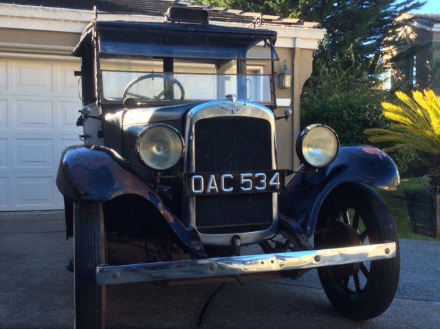 1931 Austin 12/4 low loader rear convertible