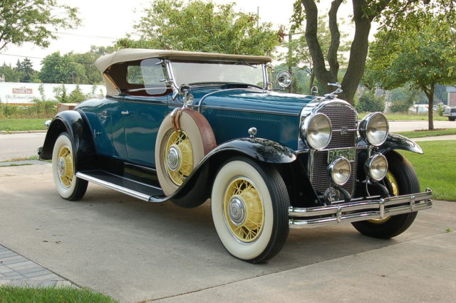1931 Buick 90 C Roadster For Sale Photos Technical
