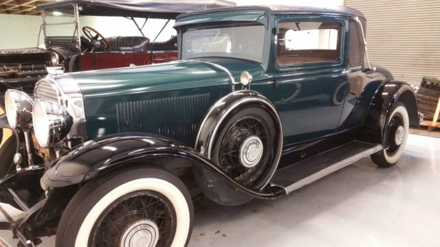 1931 Buick Other 4 Passenger Country Club Coupe