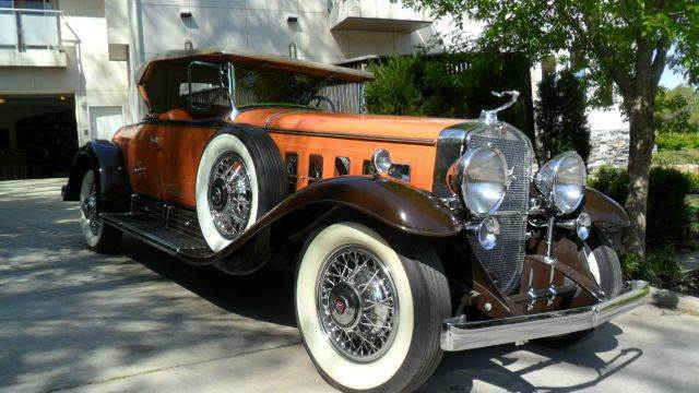 1931 Cadillac Other Convertible