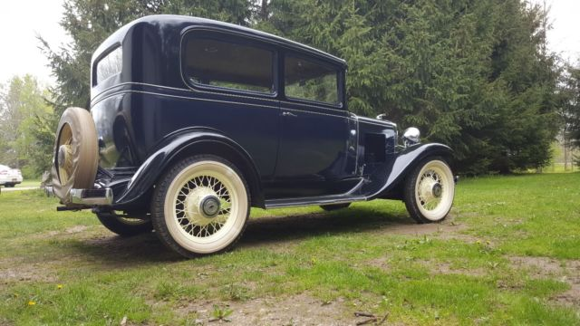 1931 chevrolet 2 door sedan 6 cyl 3 speed for sale photos for 1931 chevrolet 4 door sedan
