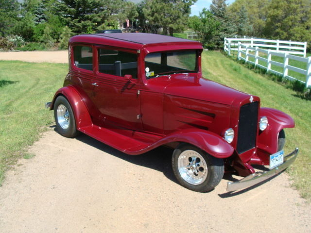 1931 Chevrolet 5 passenger coupe
