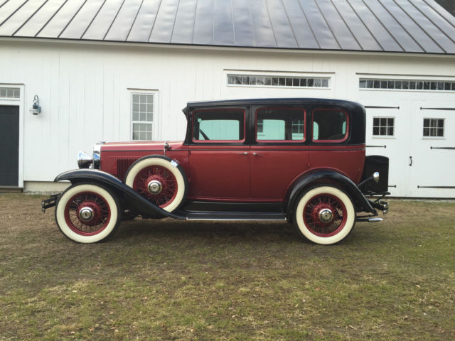 1931 Chevrolet AE Independence Independence  AE Series