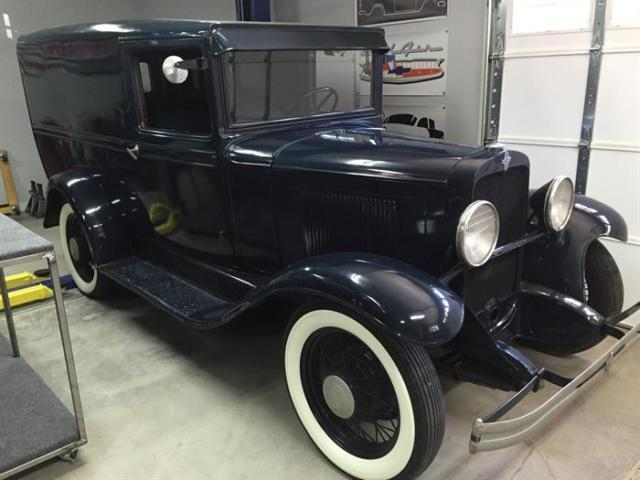 1931 Chevrolet Delivery
