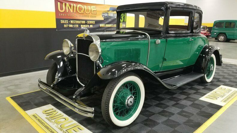 1931 Chevrolet Independence 5 Window Coupe