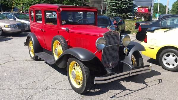 1931 Chevrolet Other