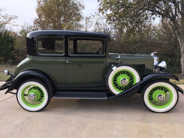 Chevrolet Tires Apple Valley >> 1931 Chevrolet Sport Coupe 5 Passenger for sale: photos, technical specifications, description