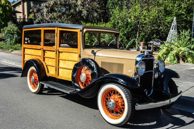 1931 Chevrolet Other Woody