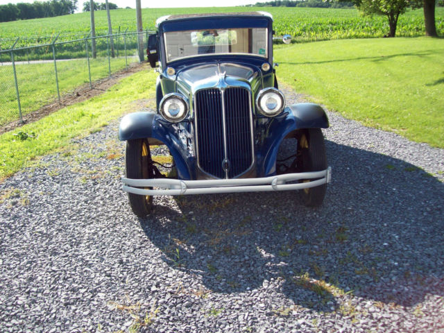 1931 Chrysler Other