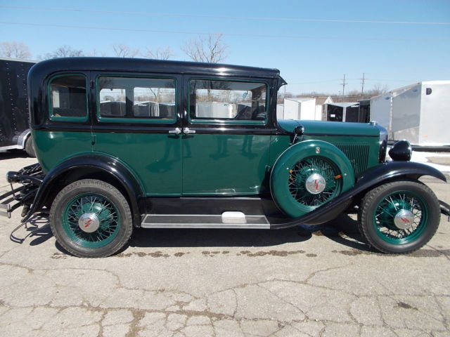 1931 Other Makes 4dr Sedan
