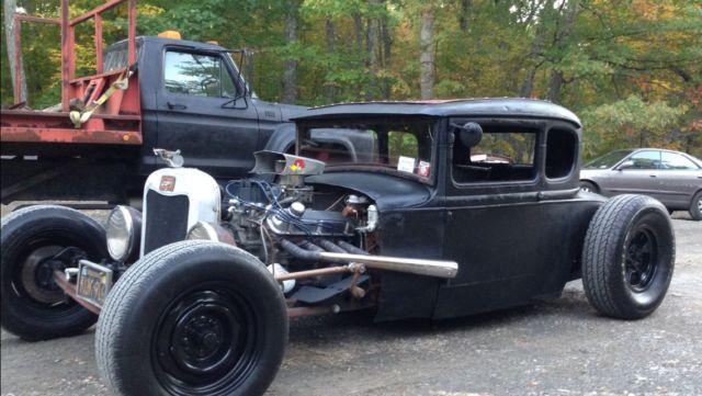 1931 ford coupe hot rat street rod classic 3 u0026quot  chop custom