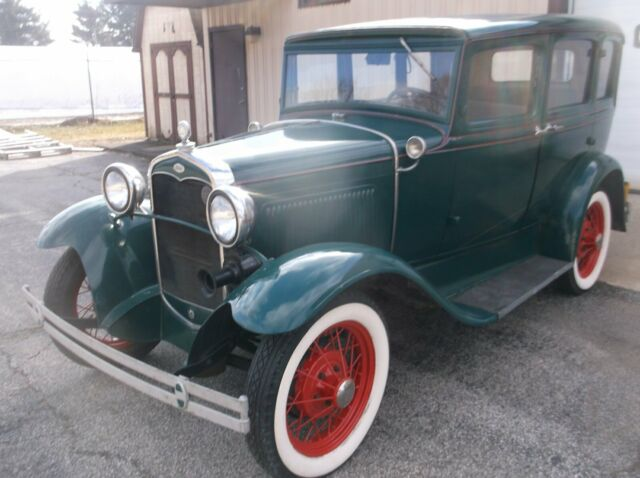 1931 Ford Model A 4 Dr
