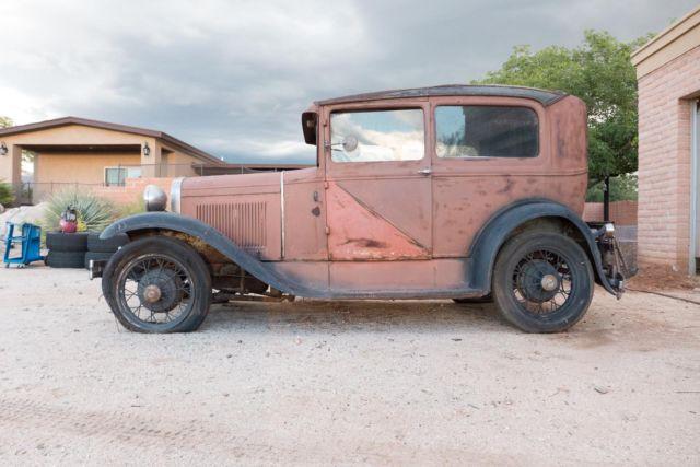 1931 ford model a 2 door sedan original henry ford all for 1931 ford 2 door sedan