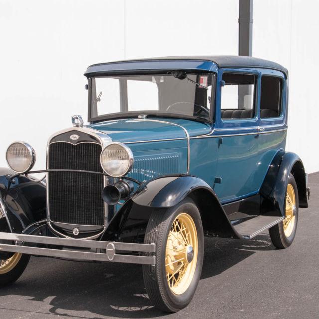 1931 ford model a 2 door sedan nicely presented older full for 1931 ford model a 2 door sedan