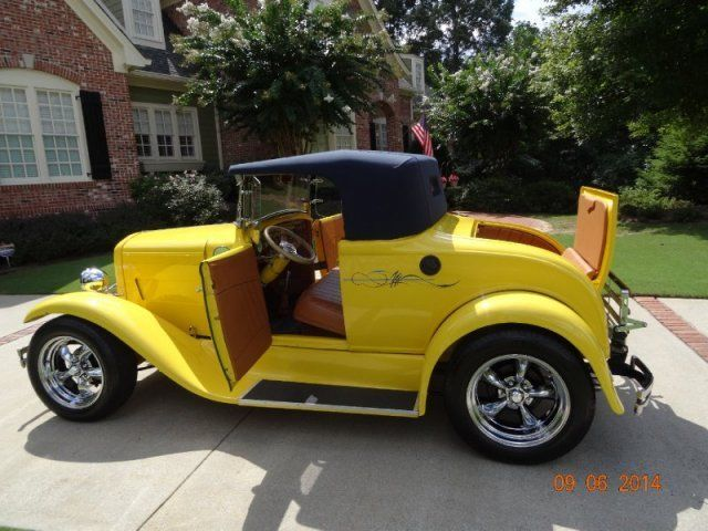1931 Ford Model A Cabriolet Roadster