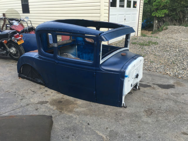 1931 Ford Model A RAT HOT STREET ROD GASSER VINTAGE PROJECT