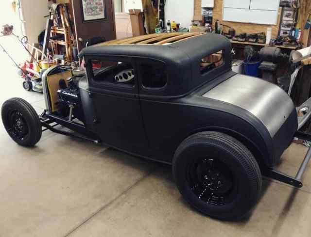Model A 1932 Ford Rat Rod Rear Lower Shockmount Brackets Hot Rod Custo