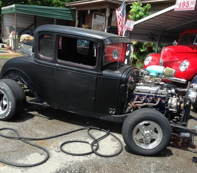 1931 Ford Model A STREET ROD COUPE